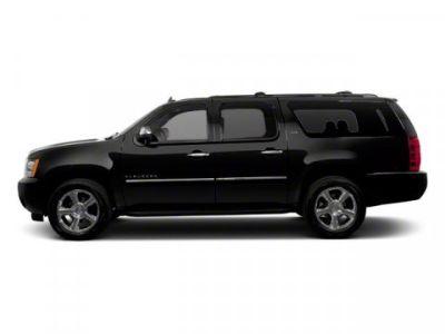 2010 Chevrolet Suburban LT 1500 (Black)
