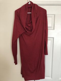 Tommy Bahama cow new sweater dress
