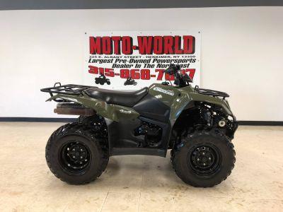 2014 Suzuki KingQuad 400FSi Utility ATVs Herkimer, NY