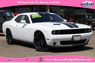 2018 Dodge Challenger SXT (White)