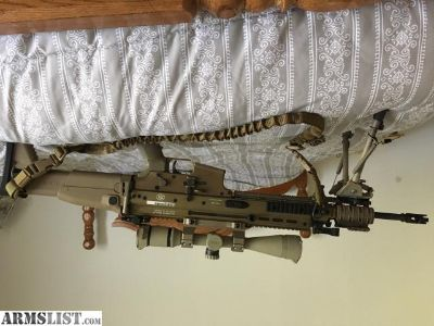 For Sale: FNH SCAR16