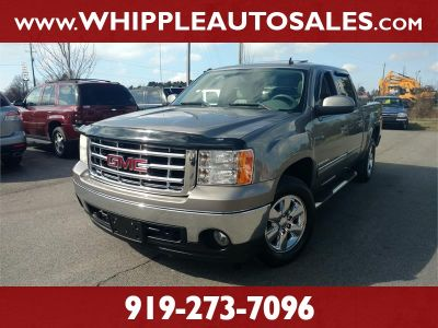 2008 GMC Sierra 1500 Work Truck (Grey)