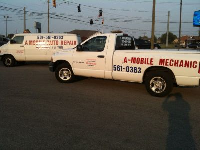 "A ""MOBILE"" AUTO REPAIR ( WE COME TO YOU)"