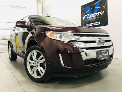 2011 Ford Edge Limited (Purple Or Amethyst Or Mauve)