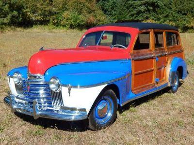 1941 Oldsmobile Woodie Wagon