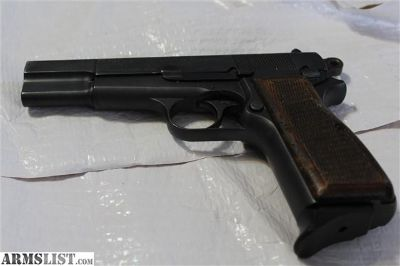 For Sale: FN BROWNING 9MM