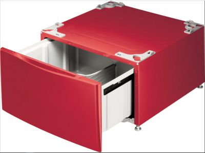 LG - RED Drawer PEDESTAL for WASHER Or Dryer