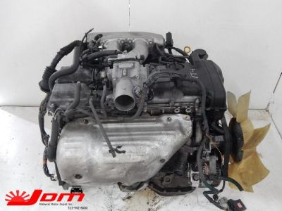 Sell JDM LEXUS GS300 1998-2005 IS300 2002-2005 2JZ-GE VVTI 3.0 INLINE 6 ENGINE ONLY motorcycle in Fairfield, Ohio, United States, for US $989.99