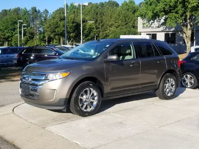 2013 Ford Edge SEL (Ginger Ale Metallic)