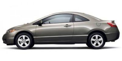 2007 Honda Civic EX (Black)