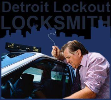 Detroit Lockout Locksmith (844) 841-4160 **Fast Service**