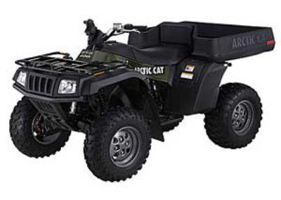 2004 Arctic Cat 400 4x4 Automatic TBX Utility ATVs Kingsport, TN