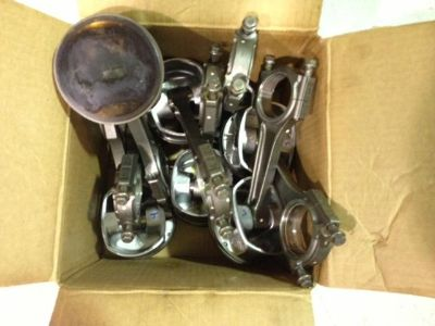 Purchase HEMI 6.1 Piston and Connecting Rods (Set) USED motorcycle in Martinsville, Virginia, US, for US $450.00