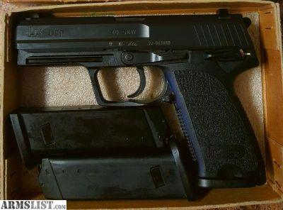 For Trade: HK USP 40