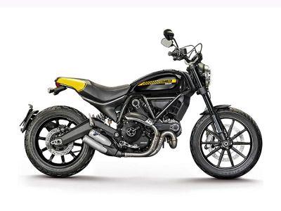 2018 Ducati Scrambler Full Throttle Dual Purpose Motorcycles Albuquerque, NM
