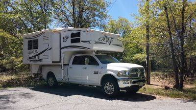 2013 Northwood Mfg ARCTIC FOX CAMPER 990