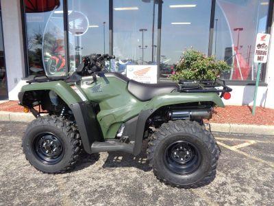 2019 Honda FourTrax Rancher 4x4 DCT IRS ATV Utility ATVs Lapeer, MI