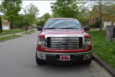 2011 Ford F-150 XLT Extended Cab 2WD