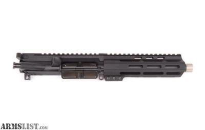 "For Sale: 10MM 8"" M-LOK FREE FLOAT COMPLETE UPPER"