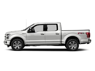 2017 Ford F-150 4WD SuperCrew Box (White)