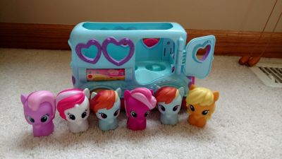My Little Pony Car