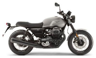 2018 Moto Guzzi V7 III Rough Standard/Naked Motorcycles Saint Charles, IL