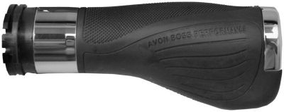 Find Avon Grips Boss Performance Grips - Rubber - Chrome ABP-70 motorcycle in South Houston, Texas, US, for US $67.49