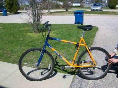 $185 Iron Horse Bike