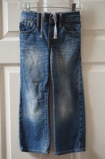 Boys GAP Original Fit 1969 Jeans Size 4 Years
