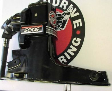 Sell SE106 Replacement Upper Unit Mercruiser Alpha Gen1 Outdrive Sterndrive 1.94 1.98 motorcycle in Spring Hill, Florida, United States, for US $679.95