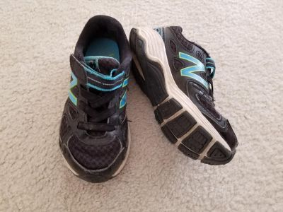 Boys size 11 New Balance sneakers