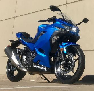 2018 Kawasaki Ninja 400 Sport Motorcycles Plano, TX