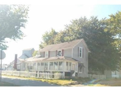 3 Bed 1 Bath Foreclosure Property in Covington, OH 45318 - College St