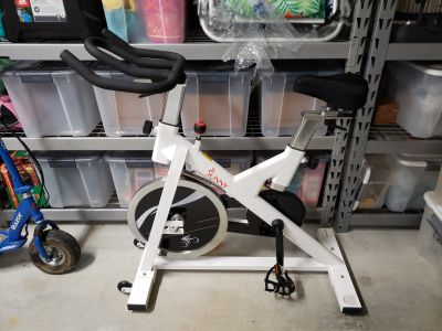 Sunny Indoor Cycling Exercise Bike