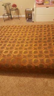 Futon mattress & cover