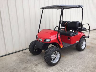 2016 E-Z-Go TXT Gas Golf Golf Carts Tifton, GA