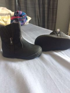 Size 6 toddler girl boots