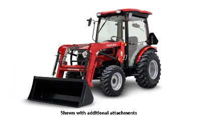 2018 Mahindra 2538 4WD HST Cab Compact Tractors Evansville, IN