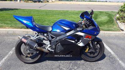 2005 Suzuki GSX-R750 SuperSport Motorcycles Meridian, ID