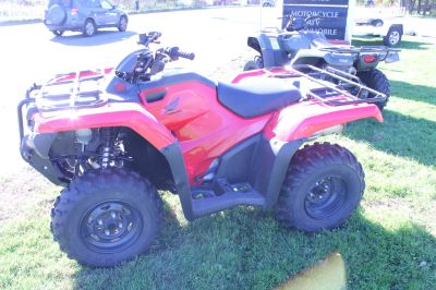2017 Honda FourTrax Rancher Utility ATVs Adams, MA