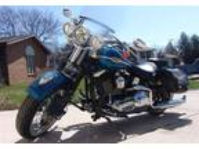 2005 Harley-Davidson FLSTSC-Softail-Springer-Classic Classic in Crown Point, IN