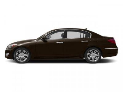 2014 Hyundai Genesis 3.8L V6 (Night Shadow Brown)