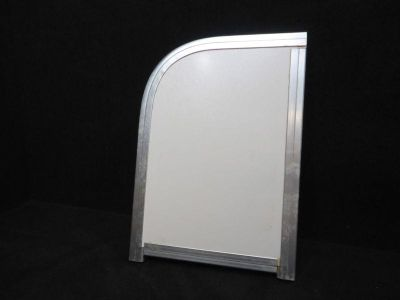 Sell PANEL 12.5'' X 17.5'' ALUMINUM PONTOON RAILING/FENCING REPLACEMENT OUTBOARD B3 motorcycle in Gulfport, Mississippi, US, for US $50.00