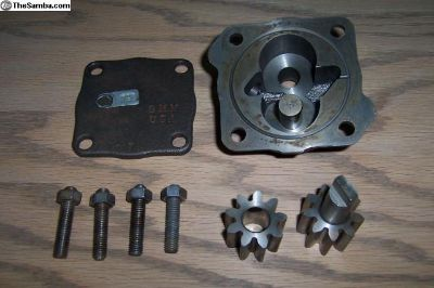 Oil Pump Melling Cast Iron Heavy Duty 26mm