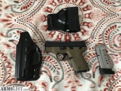 For Trade: FDE M&P shield 9mm