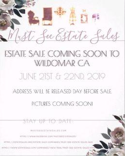 Must See Estate Sales