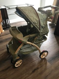 Single and Double Strollers