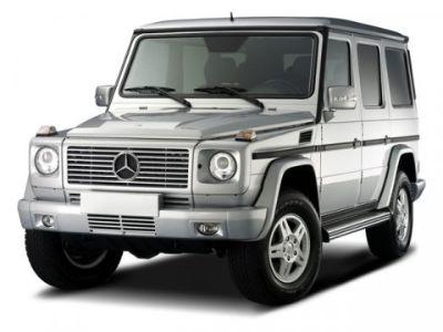 2008 Mercedes-Benz G-Class G500 (Gray)