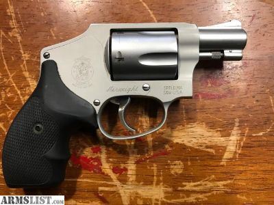For Sale: S&W 642-1 .38 J frame Airweight