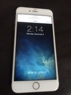 iPhone 6 Plus I cloud locked but still works